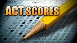 ACT Scores Image